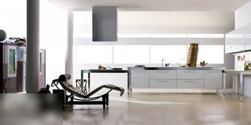 10 Types Of Modern Open Concept Kitchen Design Kustomate