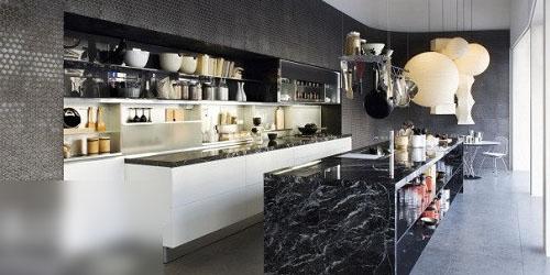 10 Types Of Modern Open Concept Kitchen Design