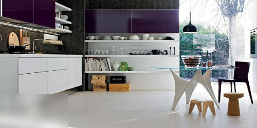 10 Types Of Modern Open Concept Kitchen Design Kustomate Kitchen Cabinet Wardrobe Design
