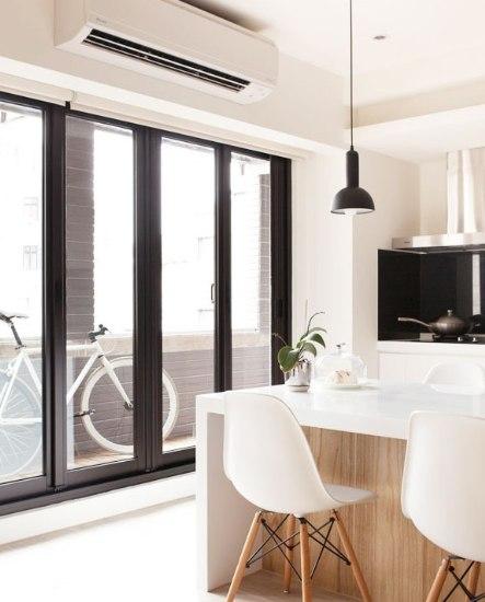 Condo Kitchen Remodel Interior: Modern Interior Design Features For Condo Interior