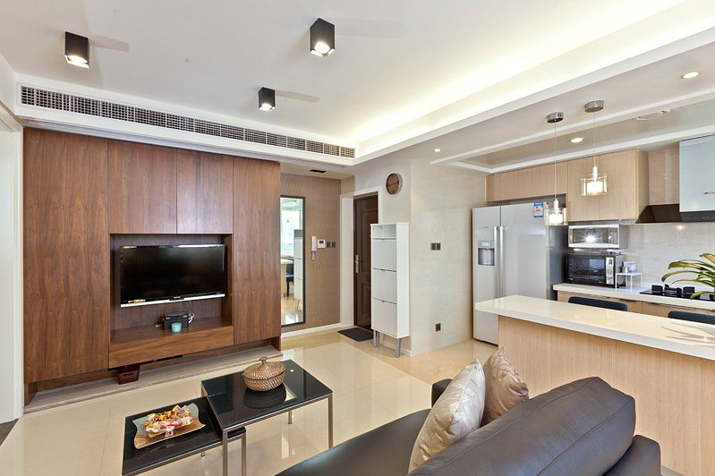 Small Apartment Renovation KUSTOMATE KITCHEN CABINET & WARDROBE DESIGN