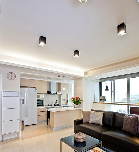 Small Kitchen Design Malaysia: Renovation Apartment Malaysia