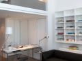 White Cabinet Design For SOHO Apartment 03