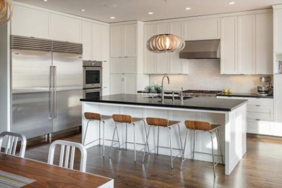 Lovely  Types Open Concept Kitchen Design