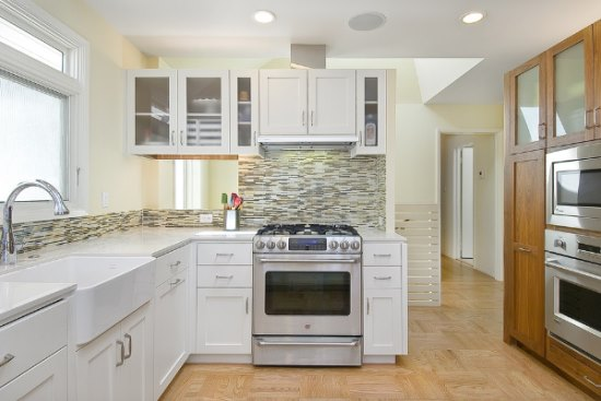 2015 new 16 types open concept kitchen design ideas for Types of kitchen appliances