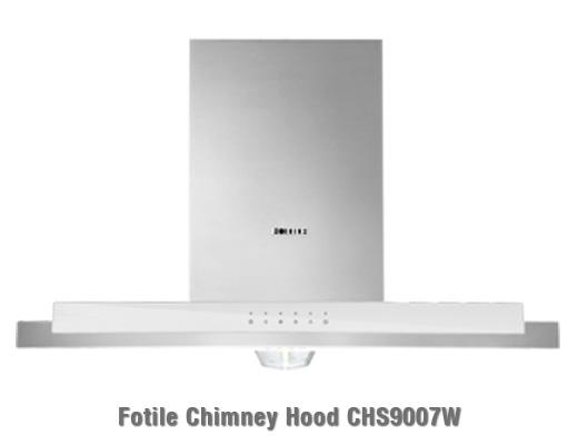 Fotile Chimney Hood CHS9007W
