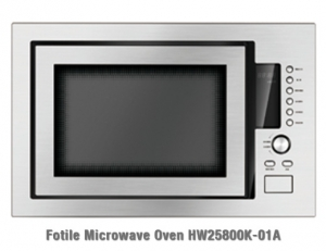 Fotile Microwave Oven HW25800K-01A
