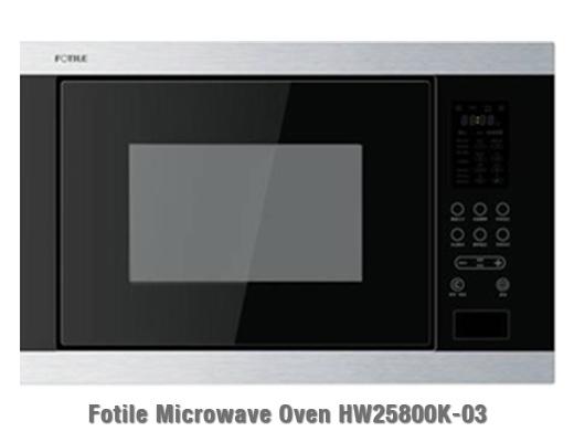 Fotile Microwave Oven HW25800K-03