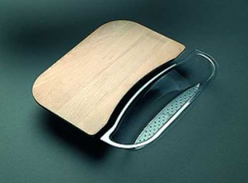 WOODEN CUTTING BOARD S1145