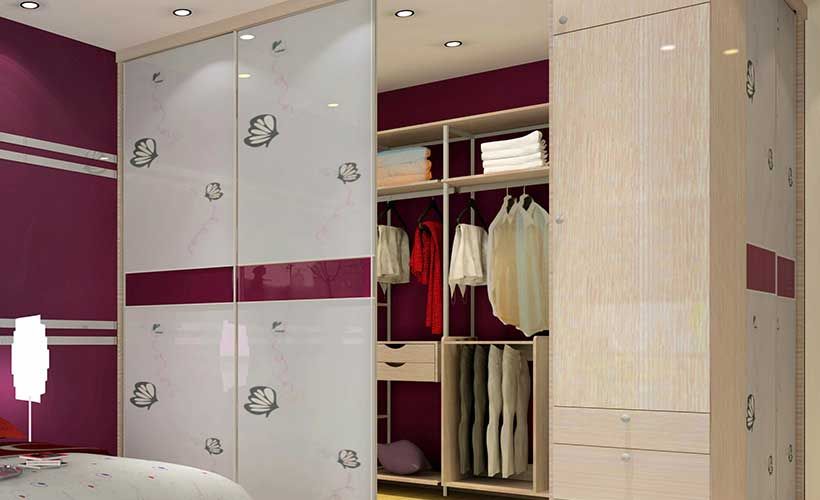 built-in sliding wardrobe 07