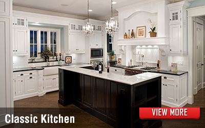 Classic Kitchen Cabinet Design
