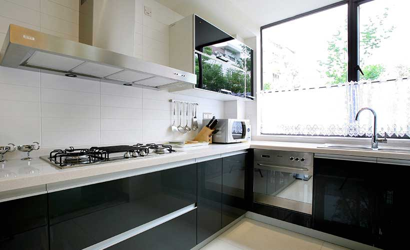 contemporary kitchen cabinet 01