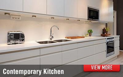 Contemporary Kitchen Cabinet Design