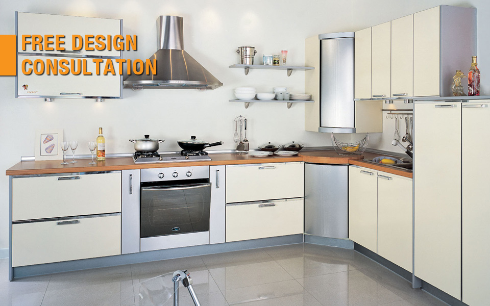 Free 3D Kitchen Design Consultation