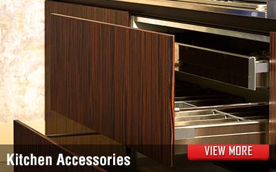 Kitchen Cabinet Accessories