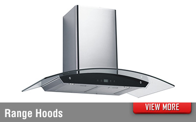 Kitchen Range Hoods Banner