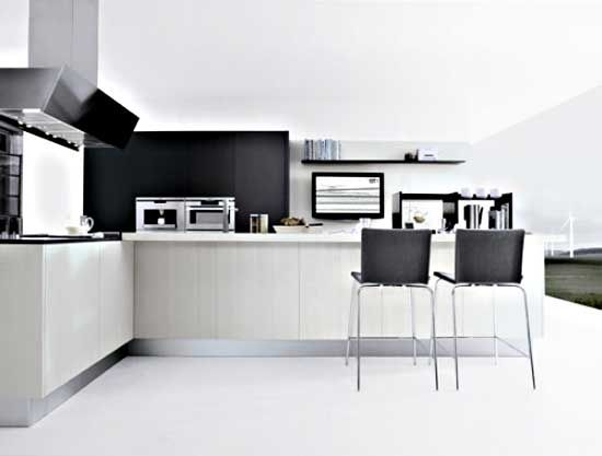 16 Models Minimalist Style Kitchen Renovation 02