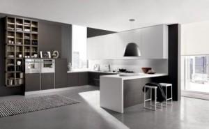 16 Models Minimalist Style Kitchen Renovation 03