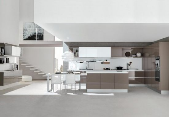 16 Models Minimalist Style Kitchen Renovation 05