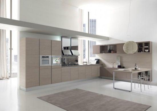 16 Models Minimalist Style Kitchen Renovation 06
