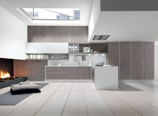 16 Models Minimalist Style Kitchen Renovation 08