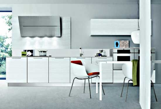 16 Models Minimalist Style Kitchen Renovation 09
