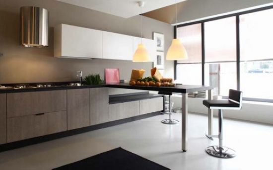 16 Models Minimalist Style Kitchen Renovation 11