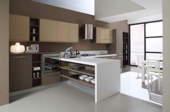 16 Models Minimalist Style Kitchen Renovation 12