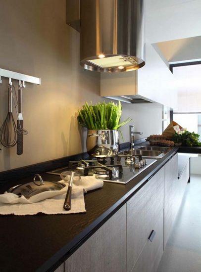 16 Models Minimalist Style Kitchen Renovation 13