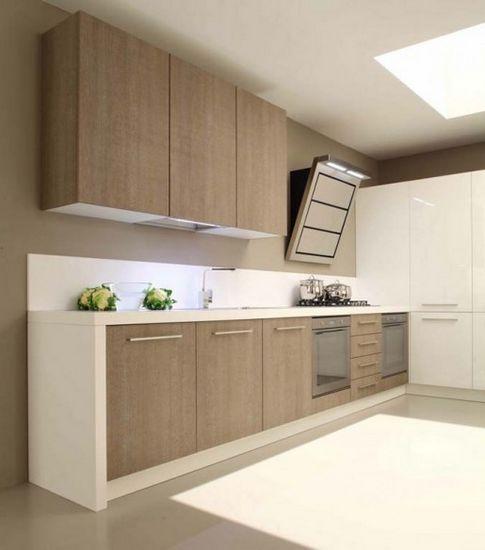 16 Models Minimalist Style Kitchen Renovation 14
