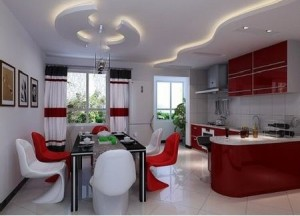 8 Types Great Colours Combination Kitchen Design 02