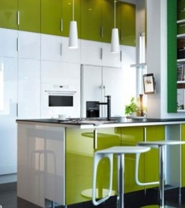 8 Types Great Colours Combination Kitchen Design 08