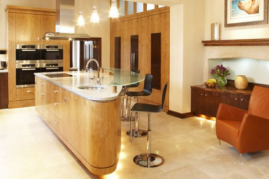 16 Types of European Style Popular Kitchen Design