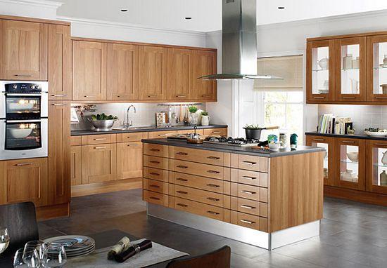 European Style Popular Kitchen Design 08