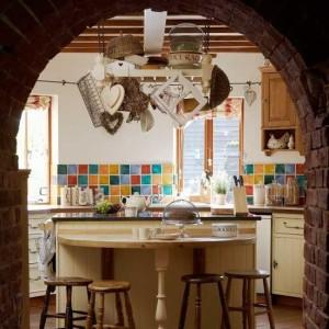 European Style Popular Kitchen Design 09