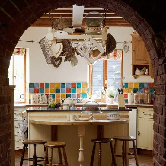 European Style Popular Kitchen Design 09