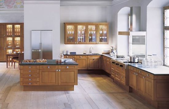European Style Popular Kitchen Design 13