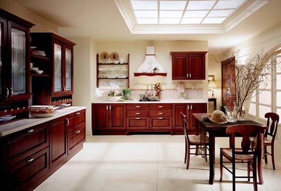 European Style Popular Kitchen Design 15