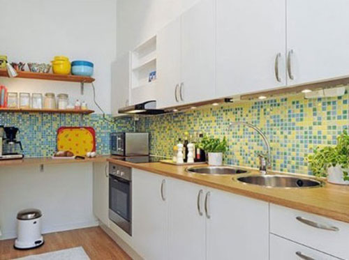 Simple Kitchen Selected Showcase