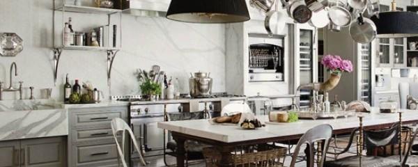 15 Sets of Large Kitchen Design
