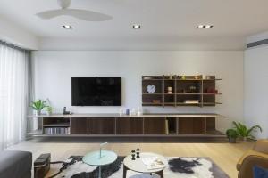 Elegant Atmosphere of The Residential Interior Design 02