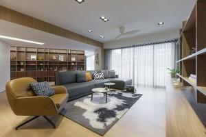 Elegant Atmosphere of The Residential Interior Design 03