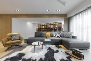 Elegant Atmosphere of The Residential Interior Design 05