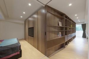 Elegant Atmosphere of The Residential Interior Design 06