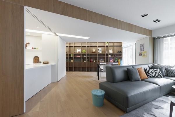 Elegant Atmosphere of The Residential Interior Design 08