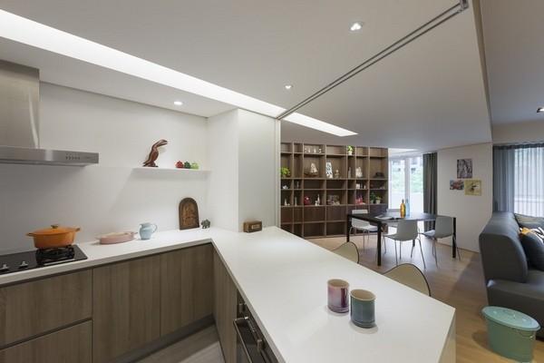 Elegant Atmosphere of The Residential Interior Design 10