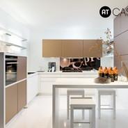 Modern White-Collar Favourite Kitchen Design