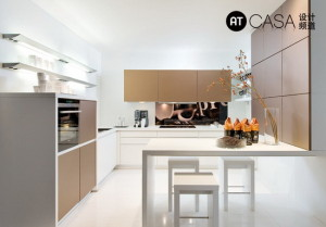 Modern White-Collar Favorite Kitchen Design 01