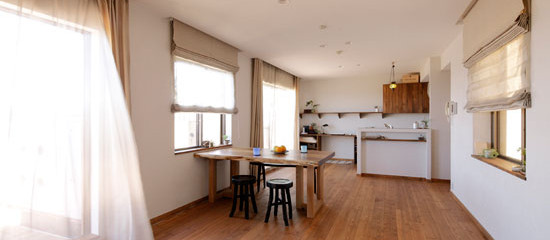 Soft Renovation For Second Hand Home On Kitchen