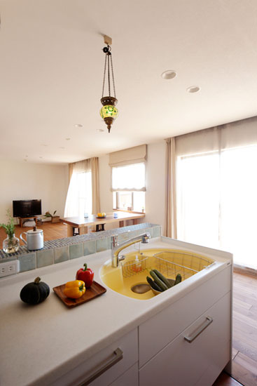 Soft Renovation For Second Hand Home On Kitchen 04